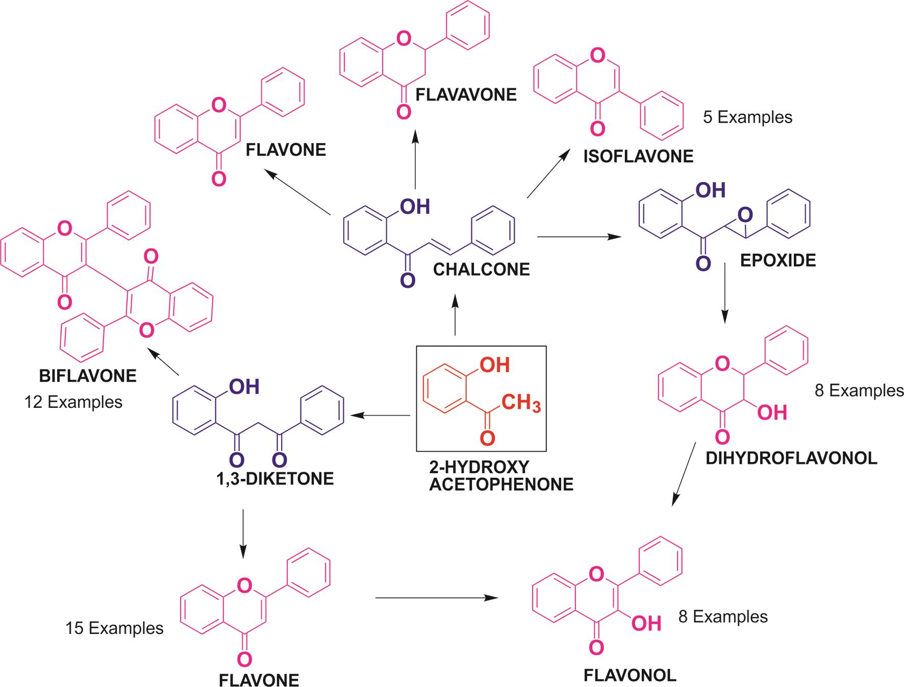 Bioinspired diversity oriented syntheses of oxygen heterocyclics.